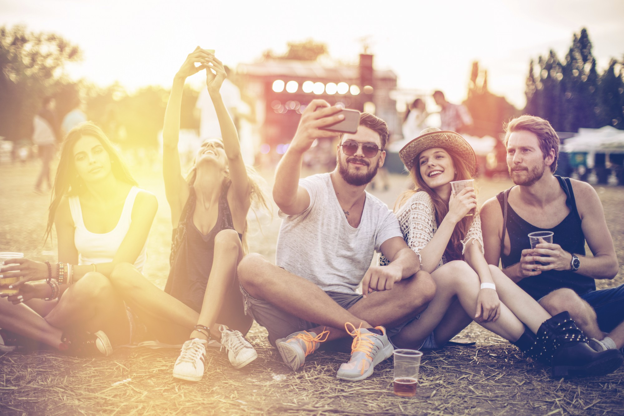 Festival survival tips
